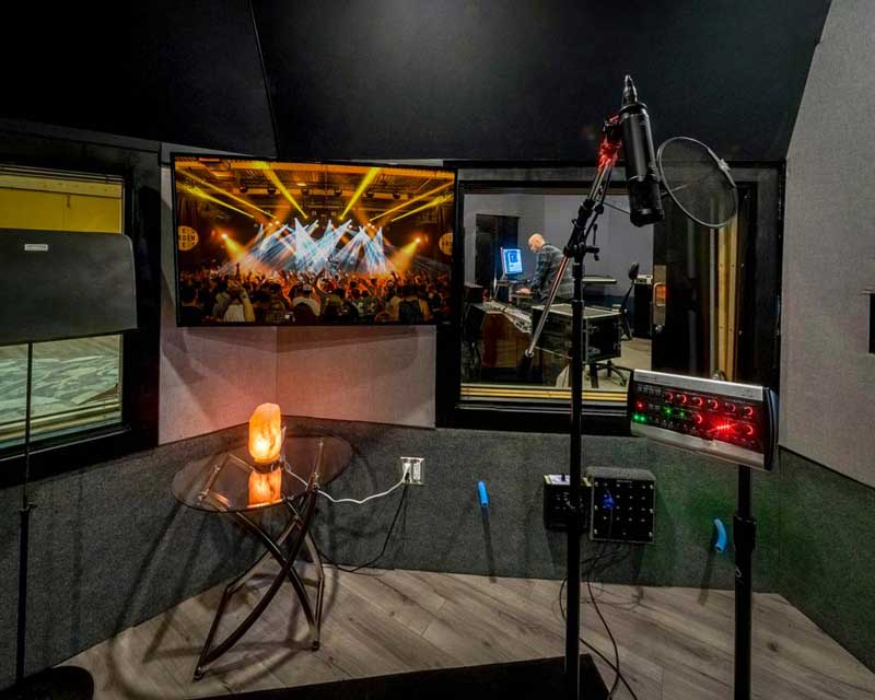 Vocal Booth / ISO Room